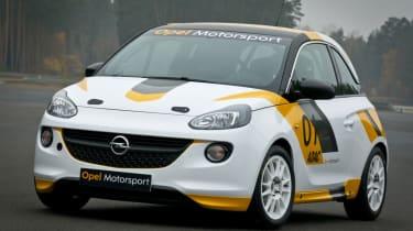 Opel returns to motorsport