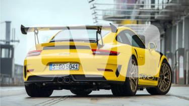 Porsche 911 GT3 RS header