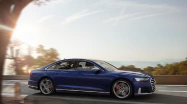 Audi S8 2019 revealed - side