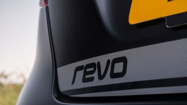Revo Ford Fiesta ST - Decal