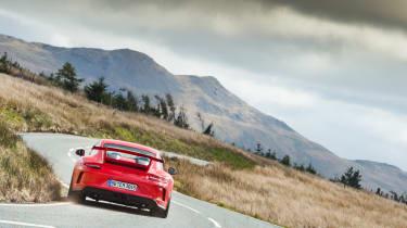 Porsche 911 GT3 991.2 – rear