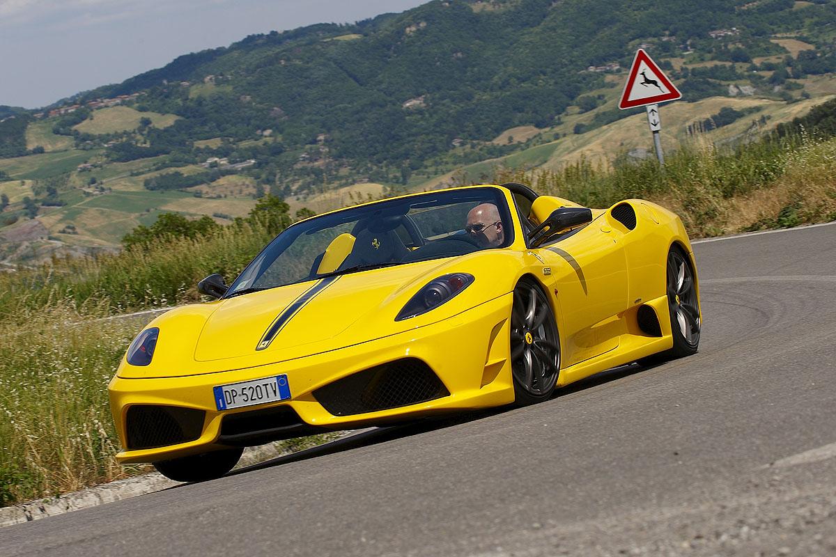 Ferrari 430 Scuderia 16m Evo