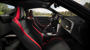Toyota GT86 TRD Special Edition – Interior