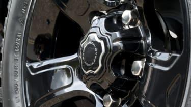 Urban Truck's ultimate Defender alloy wheels