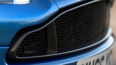 Aston Martin Vanquish S - front detail