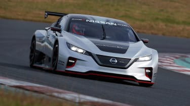 Leaf Nismo RC - front