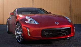 2013 Nissan 370Z front view