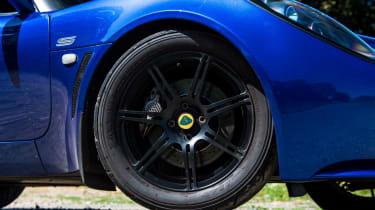 Lotus Exige S (S2) - wheel