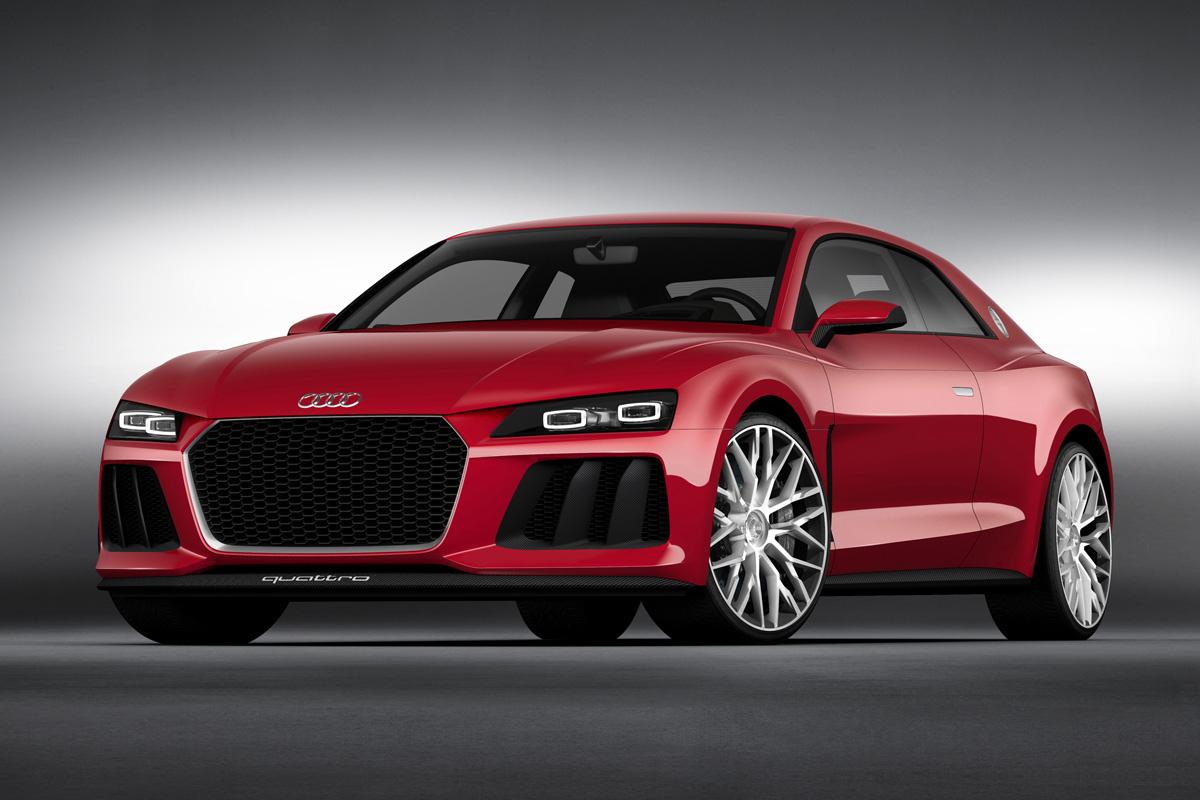 2020 Audi Sport Quattro Concept
