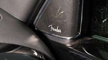 Volkswagen Beetle 1.4 TSI Sport Fender speaker