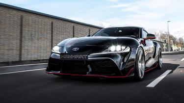 Manhart Toyota Supra front