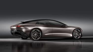 Audi Grand Sphere Concept – rear