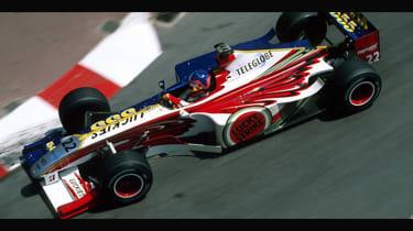 1999 BAR F1