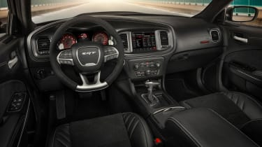 Dodge Charger SRT Hellcat interior