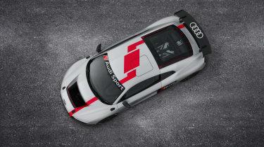 Audi R8 LMS GT4 top