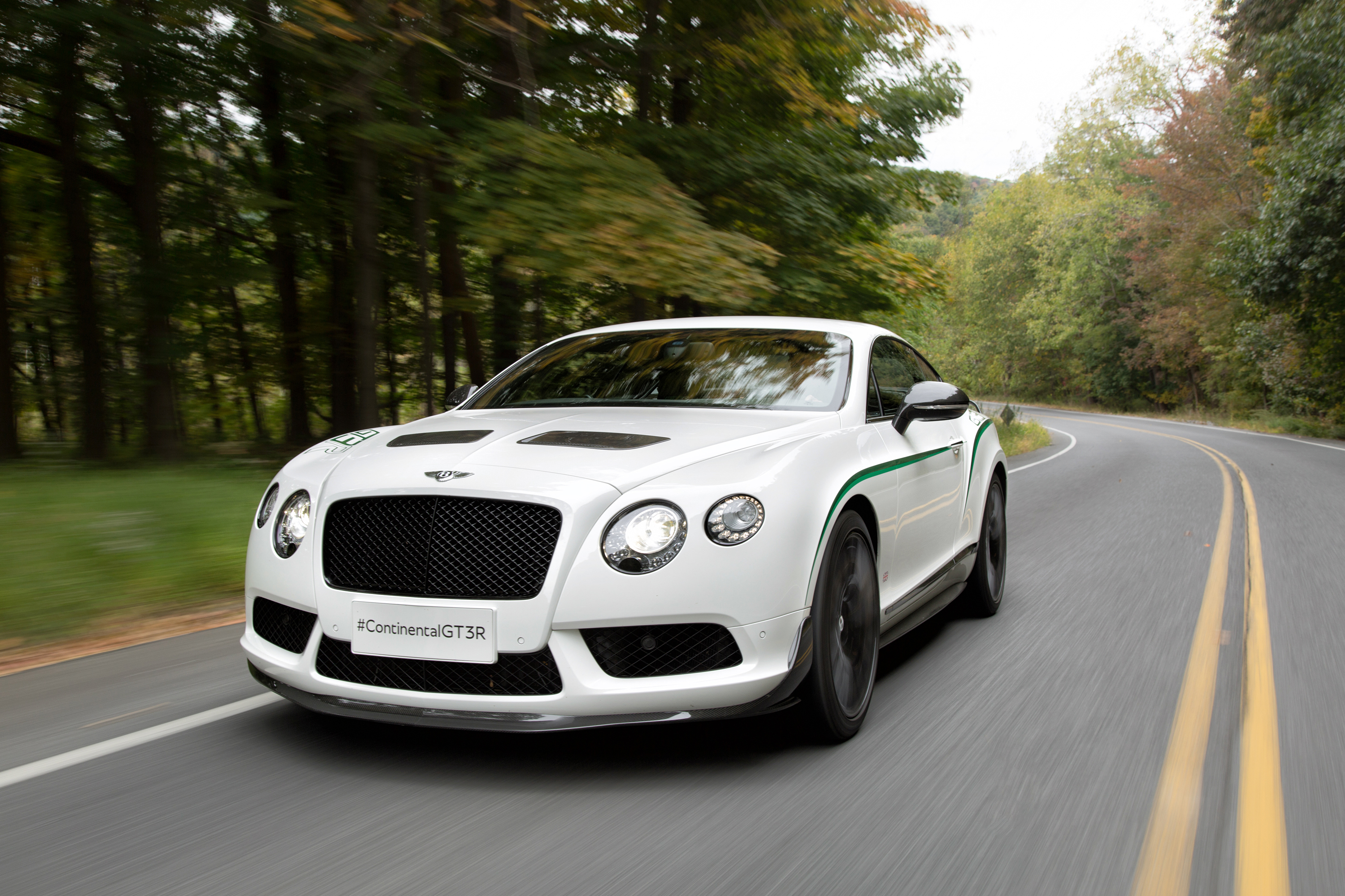 Bentley Continental Gt3 R Review Price Specs And 0 60 Time Evo