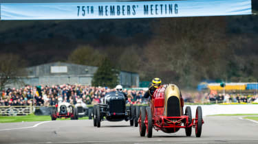 Goodwood 75th Members Meeting 5