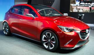 Mazda Hazumi concept: Geneva 2014