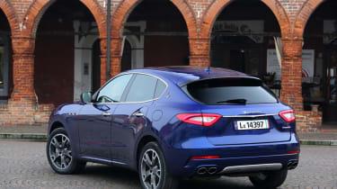 Maserati Levante - rear three quarter