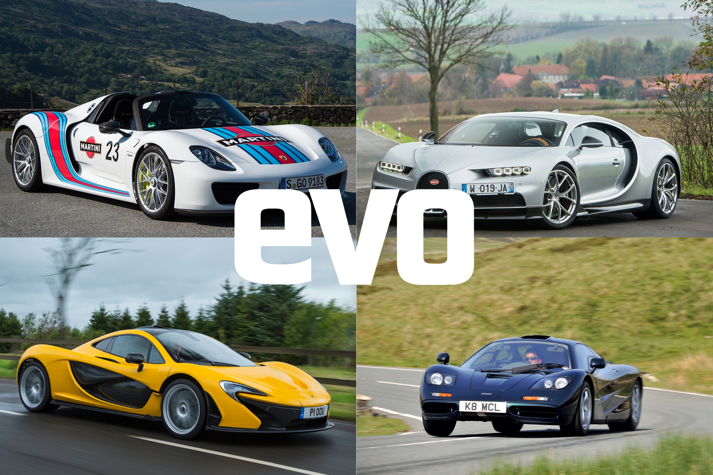 Best hypercars 2019 – our all-time top 10 reviewed and rated