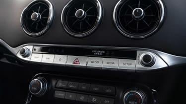 Kia Stinger GT-S MY21 press – vents
