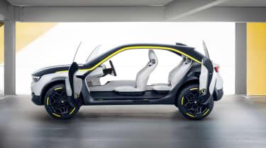 Vauxhall GT X Experiment Concept - profile