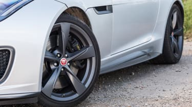 Jaguar F-type 400 Sport alloy wheel