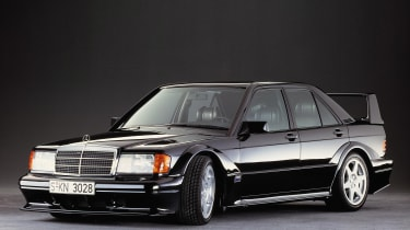 Mercedes-Benz 190 Cossie - side