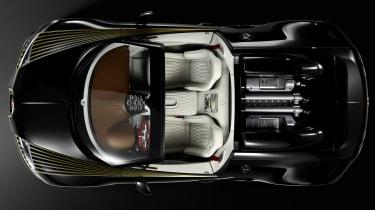Bugatti Veyron 'Black Bess' edition revealed