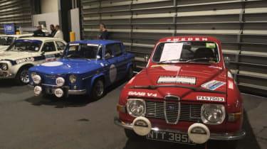 Saab 96 & Renault 8 Gordini
