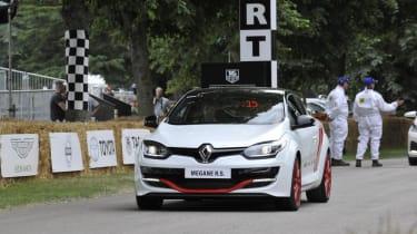 Goodwood Festival of Speed 2014 Renault Megane 275 R-Trophy