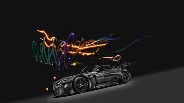 Cao Fei BMW Art Car - side\