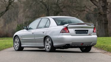 Silverstone Auctions - Commodore rear