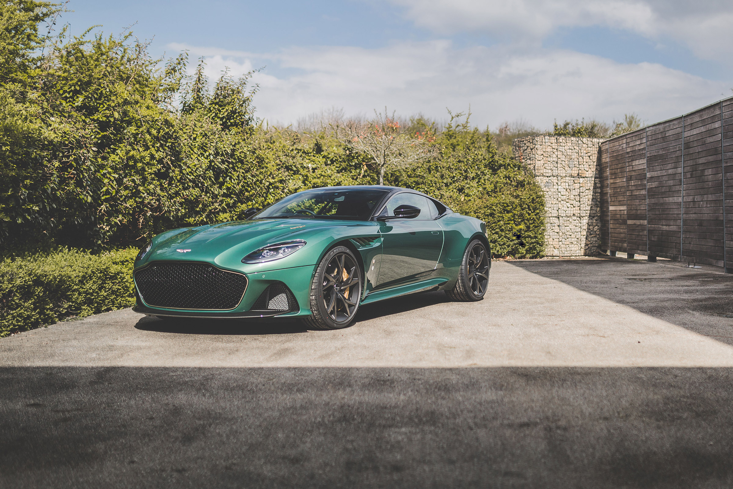 Aston Martin Dbs 59 With Bespoke Styling Elements From Q