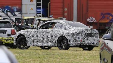 2021 BMW 2-series spy – side