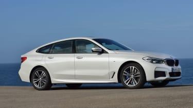 BMW 640i xDrive Gran Turismo - Side