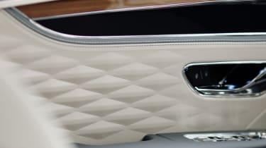 2019 Bentley Flying Spur leather teaser