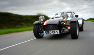 Caterham 7 Roadsport 125 Monaco review