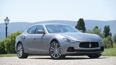 Maserati Ghibli front