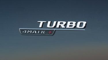 Mercedes-AMG CLS53 – badging