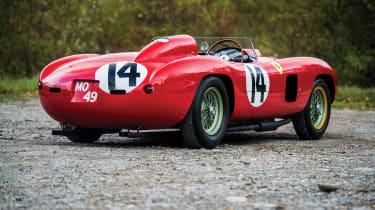 1956 Ferrari 290 MM rear