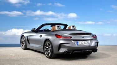 BMW Z4 M40i - rear