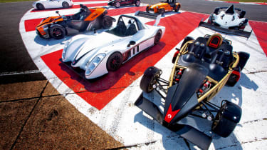 2011 Track Car of the Year