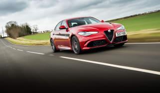 Celtic Tuning Alfa Romeo Giulia Quadrifoglio - Front