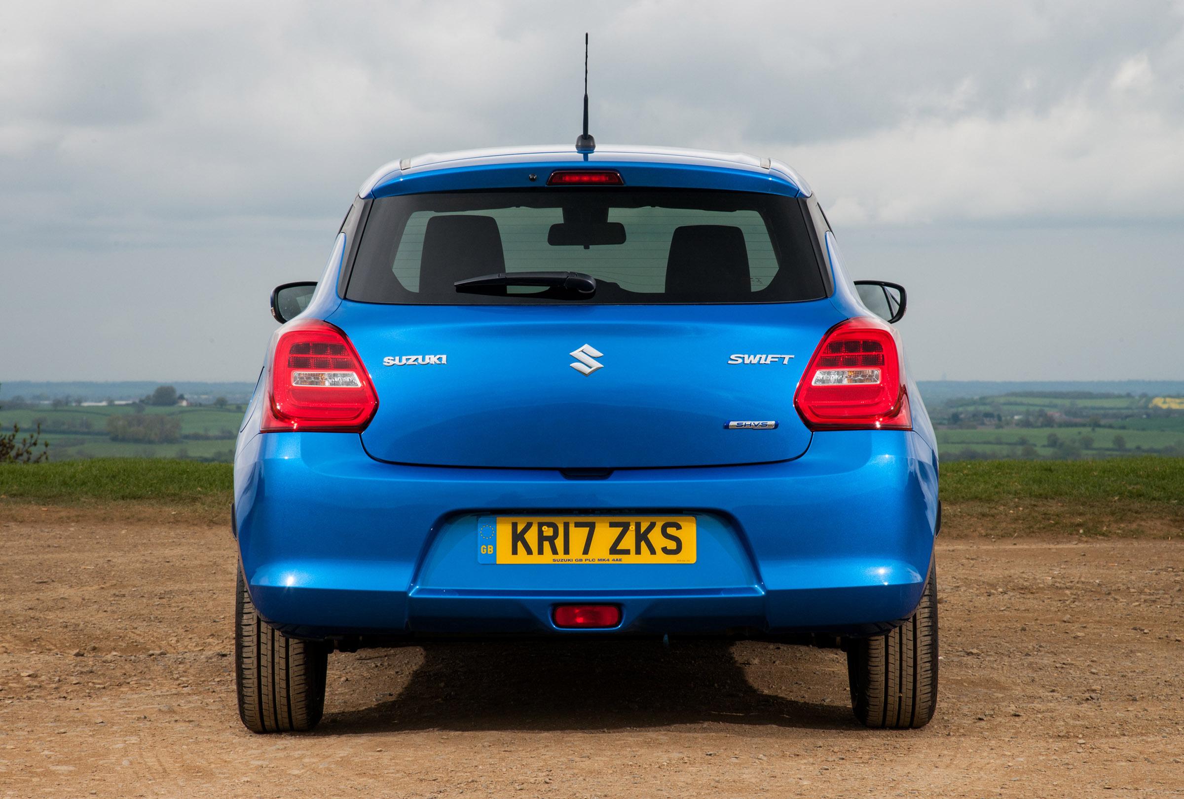 Suzuki Swift review - More fun than a Fiesta? | Evo