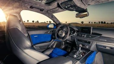 Audi RS6 Nogaro Edition interior