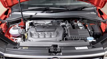 Volkswagen Tiguan – Engine