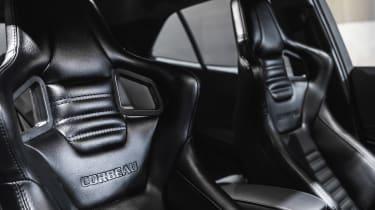 Toyota Corolla SEMA concept - seats