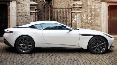 Aston Martin DB11 preview shot