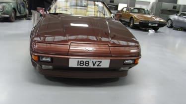Aston Martin Works auction - V8 Zagato Convertible